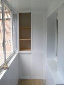 шкаф на балкон в Туле