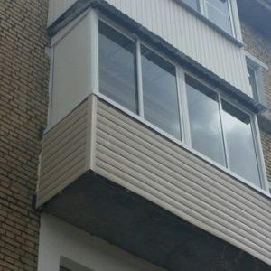 балкон в Новомосковске