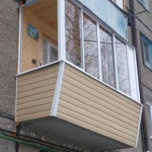 Балкон под ключ в Туле