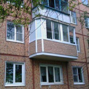шестигранник балкон