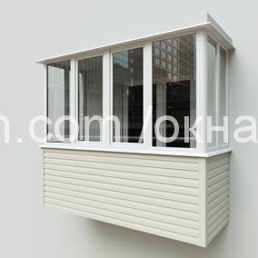 balkon p obraznii