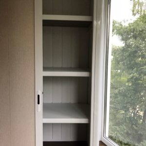 Внутренняя отделка балконов